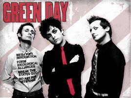 Green Day的个人空间