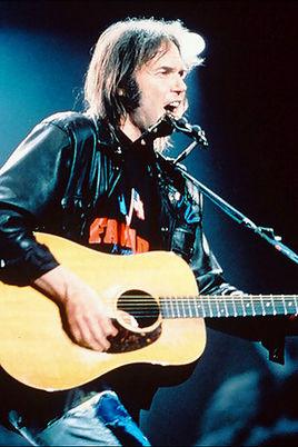 Neil Young的个人空间