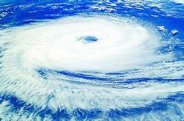 台风的个人空间