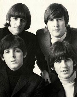 The Beatles的个人空间