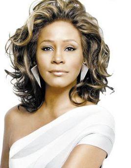 Whitney Houston的个人空间