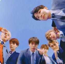 BTS |有态度的男韩团