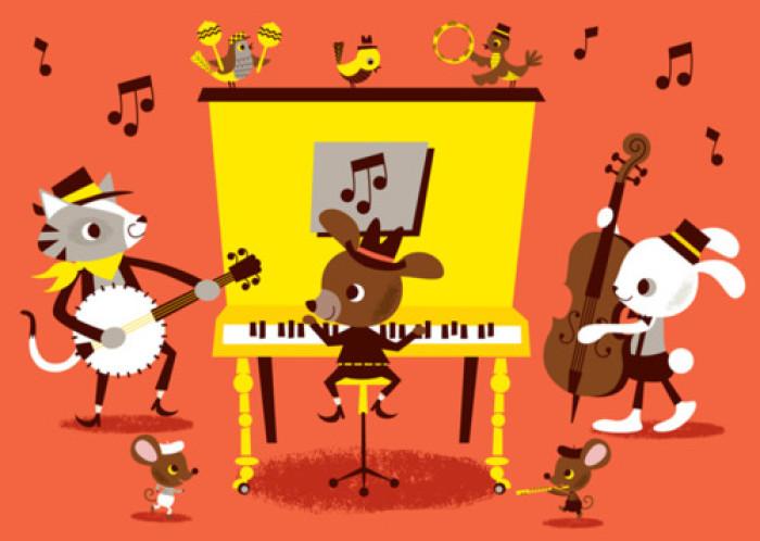 小乐队钢琴合奏谱专辑钢琴谱
