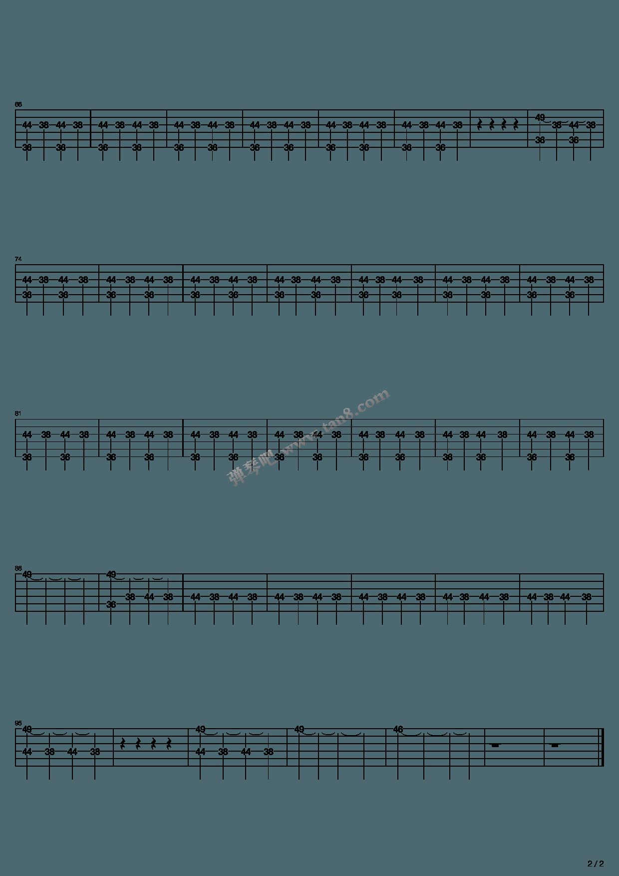 柠檬树 苏慧伦 下载_《柠檬树(Intro)》,苏慧伦(六线谱 调六线吉他谱-虫虫吉他谱免费 ...