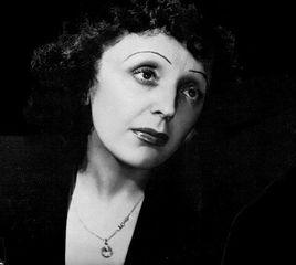 Edith Piaf的个人空间
